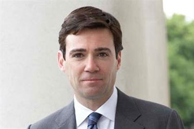 Burnham attacks Tories for promoting anti-NHS MEP