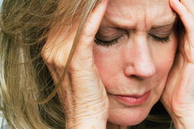 Depression increases the risk of fatal stroke by half