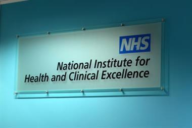 NICE backs drugs over surgery for angina