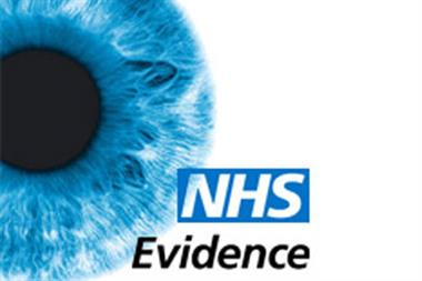 NHS Evidence accreditation launched