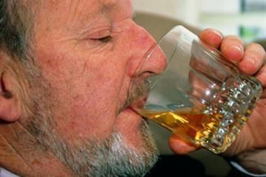 Alcohol dependency prescriptions rise 60%