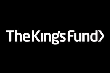 GPs must be ambitious with public health, Kings Fund says