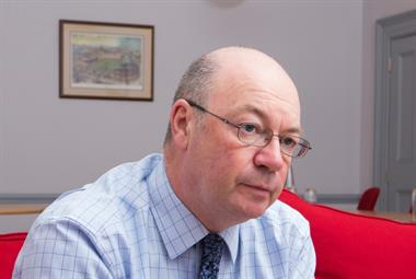 Exclusive: Primary care minister Alistair Burt on his GP family roots