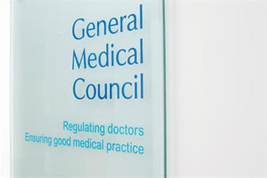 Sharp rise in doctors referred to the GMC