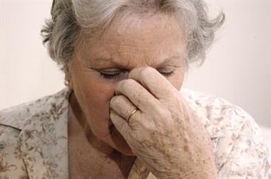 Alzheimer's patients forced into homes by inadequate support