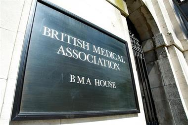 Two-year deadline for women in top BMA roles as 'network of elected women' launched