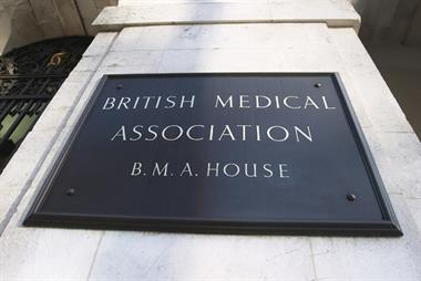 BMA demands UK government backing for GPs after joint statement in Scotland
