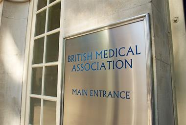 Reverse NHS cuts or face a fight, BMA warns government