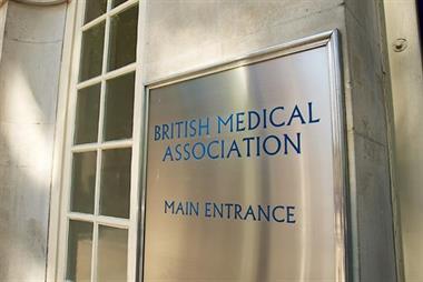 MPs urged to reject Health and Care Bill as BMA demands major amendments