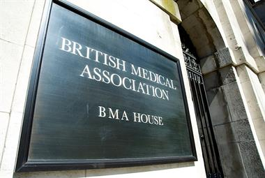 BMA rules out ballot on GP industrial action 'at this point'