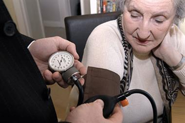 GPs face stricter BP targets in QOF menu for 2014/15