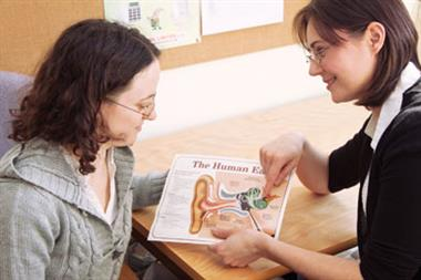 Advanced consultation skills: Communicating with hearing impaired patients in GP consultations