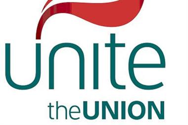 Unite members to take pensions industrial action on 10 May