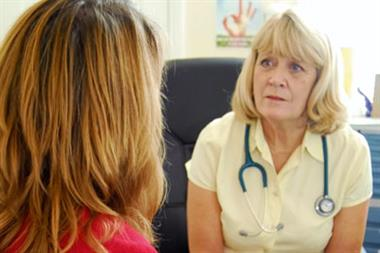 Posters in GP surgeries cut antibiotic misuse