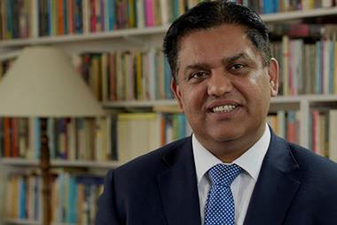 Dr Zahid Chauhan: We need to work together to tackle antibiotic resistance