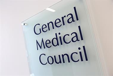 Government sets out plan to speed up fitness to practise cases and halt GMC appeals