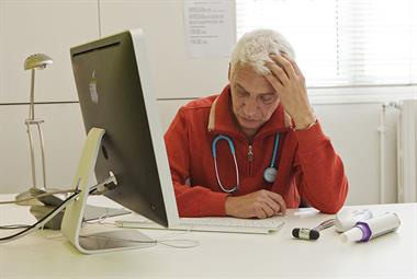 GP practices braced for spike in workload as winter adds to NHS pressure