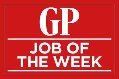 Job of the Week - Long-term locum GP, Lancashire