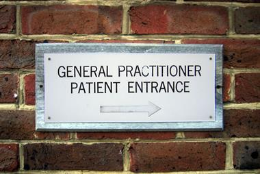 Small practices could face premises funding cuts to 'force pace' of NHS reform