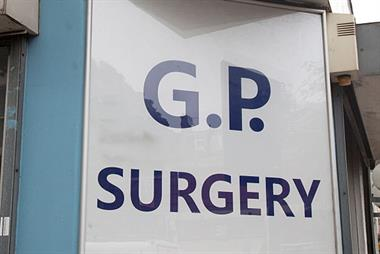 Councils demand transformation of London's ageing GP surgeries