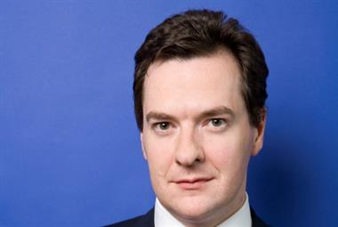 Public sector pay rises capped at 1% for four more years, says chancellor George Osborne