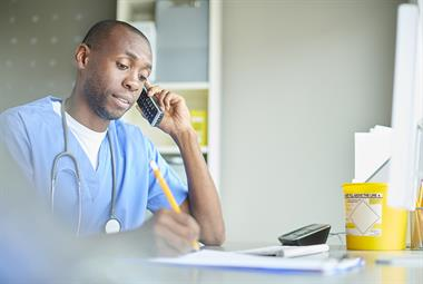 GP training: Consultation tips for the recorded consultation assessment (RCA)