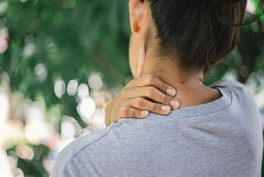 Neck pain - red flag symptoms