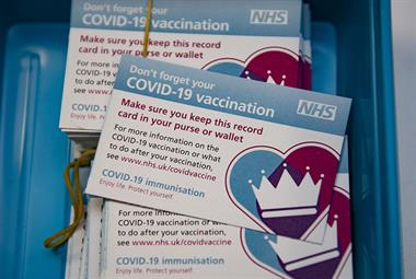 COVID jabs to take at least 8 minutes each, NHS guidance suggests