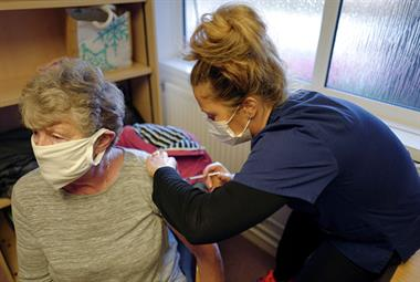GPs can give COVID and flu jabs at same time, says NHS England