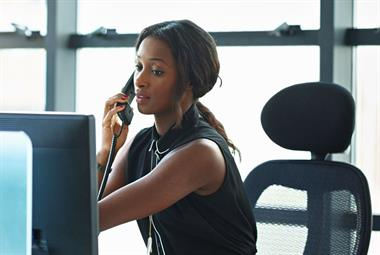 GP training: Conducting a 10-minute telephone consultation