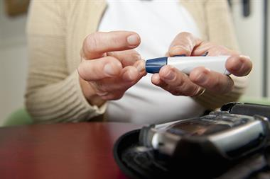 Patients with diabetes account for a third of COVID-19 deaths in English hospitals