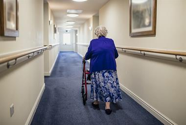 GPs have two weeks to set up care home check-in service, says NHS England