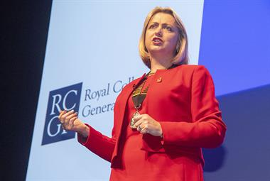 Politically-driven access targets could set general practice back 20 years, warns RCGP chair