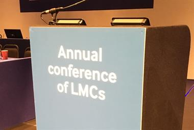 LMC Conference 2016: Skill mix warning as LMCs debate workforce crisis