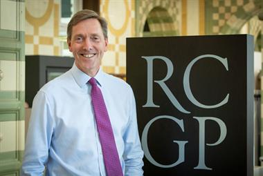 RCGP chair sets out immediate steps government can take to support GPs