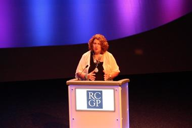 Video: Full speech of Dr Maureen Baker calling for new GP deal at RCGP annual conference
