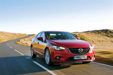 Car review - The Mazda 6 hits the road