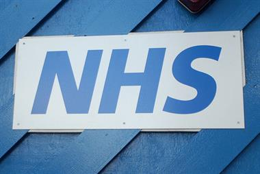 Abusive graffiti daubed on side of GP practice in Bristol
