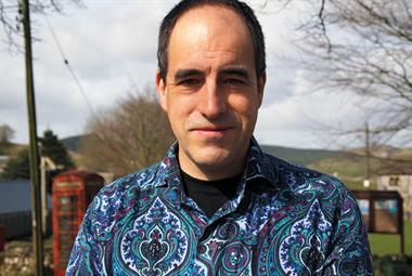 Dr Sebastian Kalwij interview: The GP fiction writer