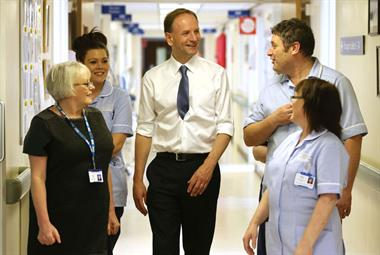 GP contract a top priority for new NHS chief executive