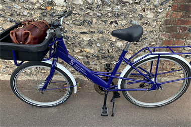 GPs offered subsidised bikes for home visits through RCGP scheme