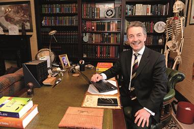Dr Robert Jaggs-Fowler interview: The GP author