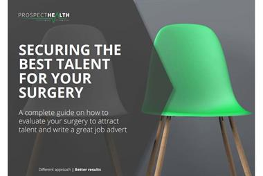 Free guide: How to secure the best talent for your surgery