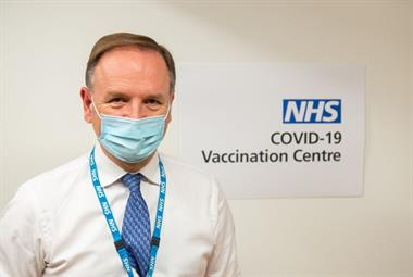 All adults in England to book COVID jab 'this week' as UK hits 30m second doses
