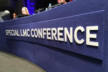 Special LMCs conference: GPs to be canvassed on handing in undated resignations