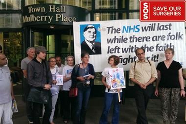 Second London council backs Save Our Surgeries campaign