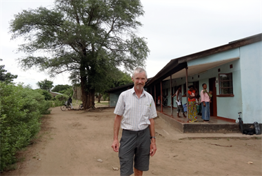 A Zambian sabbatical: Dr Ted Willis interview