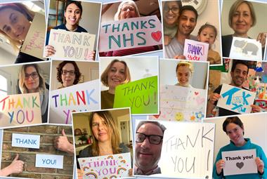 The Coronavirus Crisis: Our 'Thank You' to all healthcare teams