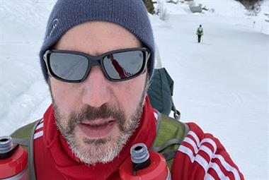 Derbyshire GP prepares to run 150-mile ice marathon for charity