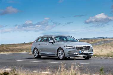 Car review: Volvo V90